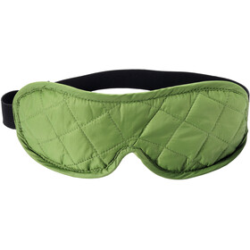 Cocoon Eye Shades, wasabi/grey